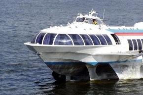 Летом в Петербурге будет задействовано 4 водных маршрута