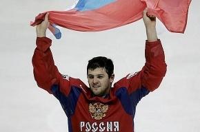 Хоккеисты сборной России в Ванкувере «давятся гамбургерами»