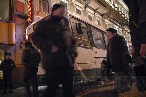 Врачи спасли женщину, пострадавшую в ДТП на Невском проспекте
