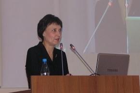 Задержана руководитель пенсионного фонда по Петербургу и Ленобласти