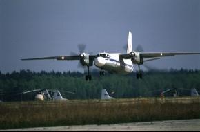 Из-за падения самолета, закрыт якутский аэропорт