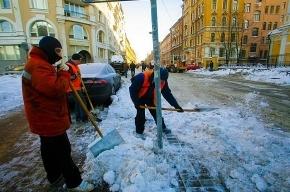 КБДХ: темпы снегоуборки не снижаем
