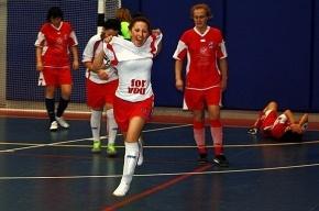 Love Story на женском футболе