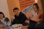 Фоторепортаж: «Банкиры ответили на вопросы «Моего района»»