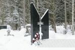 На Северном кладбище украли весь цветмет: Фоторепортаж