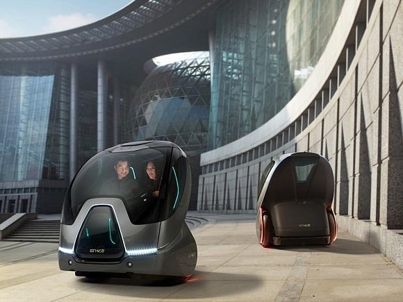 Автомобили будущего сами отвезут на работу, заправятся и вернутся за вами: Фото