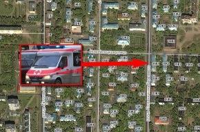 В Петербурге автобус сбил пенсионеров