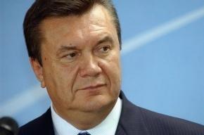 Янукович сегодня приедет в Москву