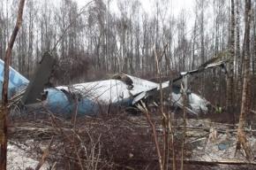 Расследование крушения ТУ-204: новые подробности