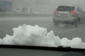 Загруженность петербургских дорог за год выросла почти в два раза