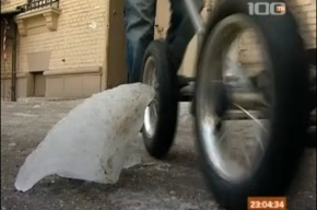Сегодня из больницы выписывают ребенка, на которого упала глыба льда