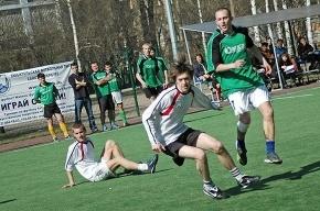 В Петербурге появится Лига Мастеров Футбола