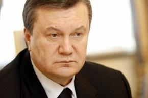 Янукович в два раза урезал себе зарплату, и сравнил деятельность Тимошенко с чилийским землетрясением
