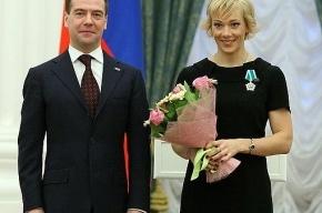 Дмитрий Медведев вручил государственные награды медалистам Зимней Олимпиады