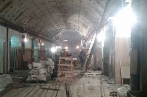 «Адмиралтейскую» обещают открыть в конце 2011 года