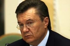 Янукович будет говорить с Медведевым 55 минут