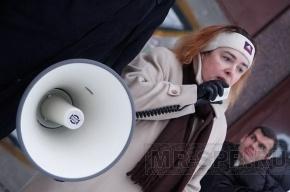 Оппозиционеры хотят митинговать на Дворцовой