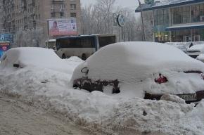 Во Фрунзенском районе пройдет рейд по борьбе с автомобилями- «подснежниками»