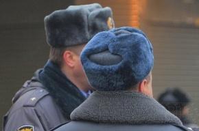 В Москве под милицейской машиной нашли подозрительное устройство