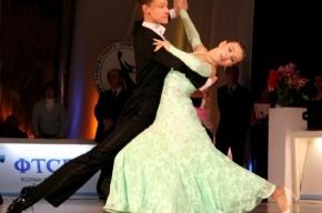 В Петербурге пройдет международный турнир по спортивным танцам