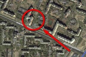 Пожар на Маршала Захарова: погибли двое маленьких детей