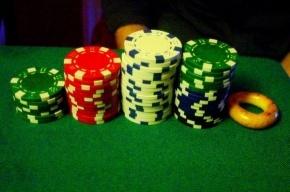 В Петербурге нашли очередное подпольное казино