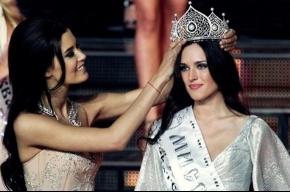Новой  Мисс Россия стала студентка из Екатеринбурга