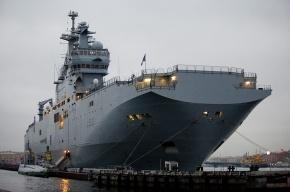 Россия и Франция начали переговоры по «Мистралю»