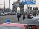 «Синие ведерки» не прокатили: милиция задержала участников акции против «мигалок»: Фоторепортаж