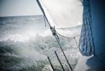Фоторепортаж: «Петербургская яхта готовится поставить новый мировой рекорд»