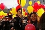 Первого мая коммунисты не соберутся у БКЗ «Октябрьский»: Фоторепортаж