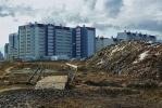 В Колпино – новый торговый комплекс и новая свалка: Фоторепортаж