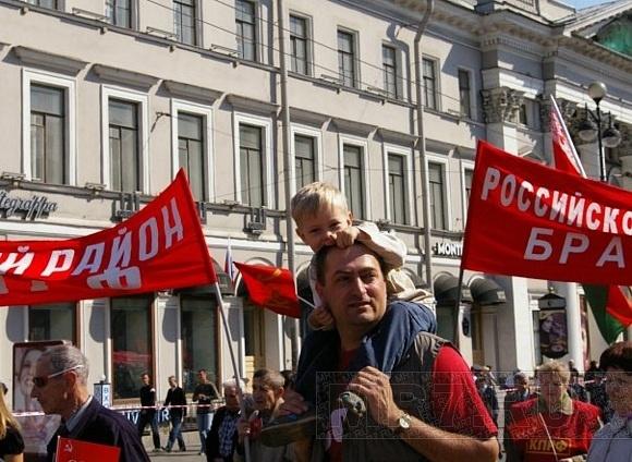 Первого мая коммунисты не соберутся у БКЗ «Октябрьский»: Фото
