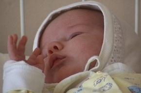 В колпинскую больницу подбросили новорожденного