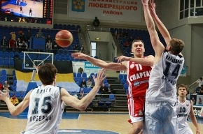 Завтра петербургский «Спартак» узнает соперника по плей-офф