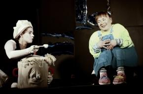 В Петербурге открылся детский интеграционный театр «Куклы»