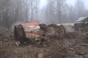Родственники жертв крушения самолета президента Польши опознают погибших