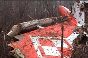 «Зацепился за верхушки деревьев, упал и развалился» - губернатор Смоленской области об авиакатастрофе