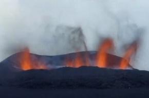 За название вулкана – пиво