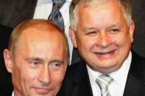Путин проведет расследование катастрофы под Смоленском