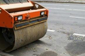 1100 петербургских улиц нуждаются в ремонте