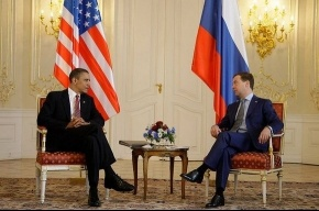 Медведев и Обама подписали договор по СНВ