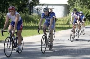 Велопробег в честь Великой Победы финиширует завтра в Петербурге