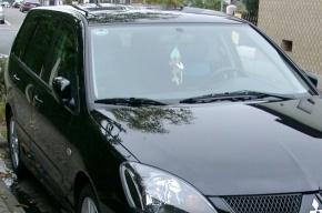 В Петербурге самой угоняемой иномаркой стал Mitsubishi Lancer