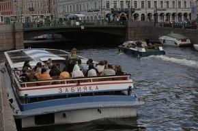Водные такси заработают с мая