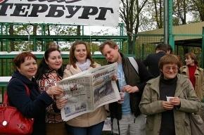 На Дворцовой пройдет легкоатлетическая эстафета на призы «Вечернего Петербурга»