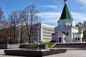 В Нижнем Новгороде хулиганили у Вечного огня