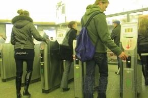В петербургском метро сделают позоновую оплату