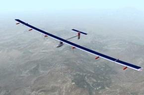Сегодня полетит первый «солнечный» самолет