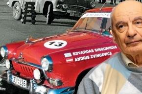 Легендарному гонщику - 72